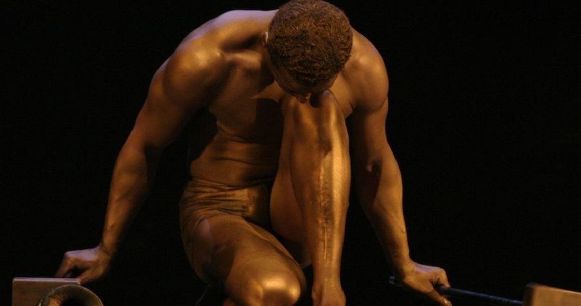 Artiste de bronze