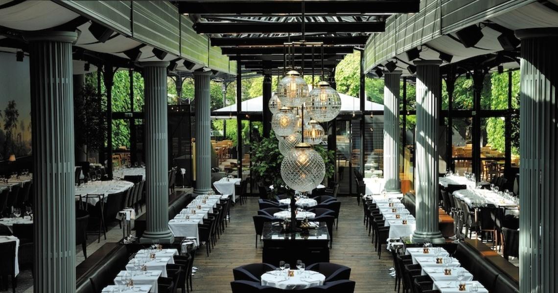 Restaurant atypique et majestueux dans le 16e
