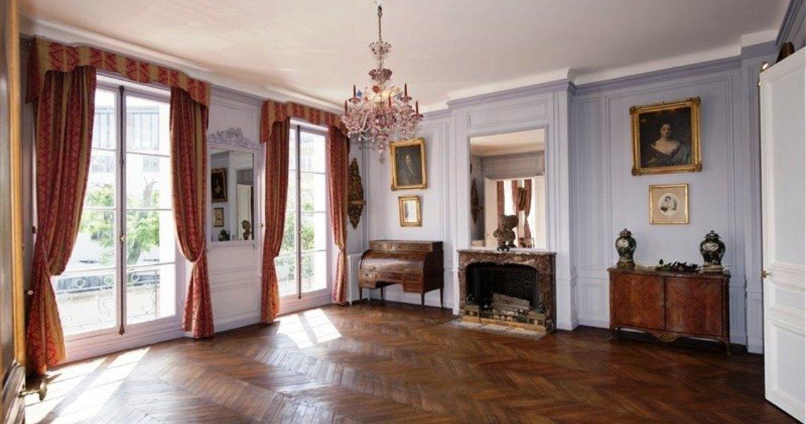 Hotel particulier Paris 16eme