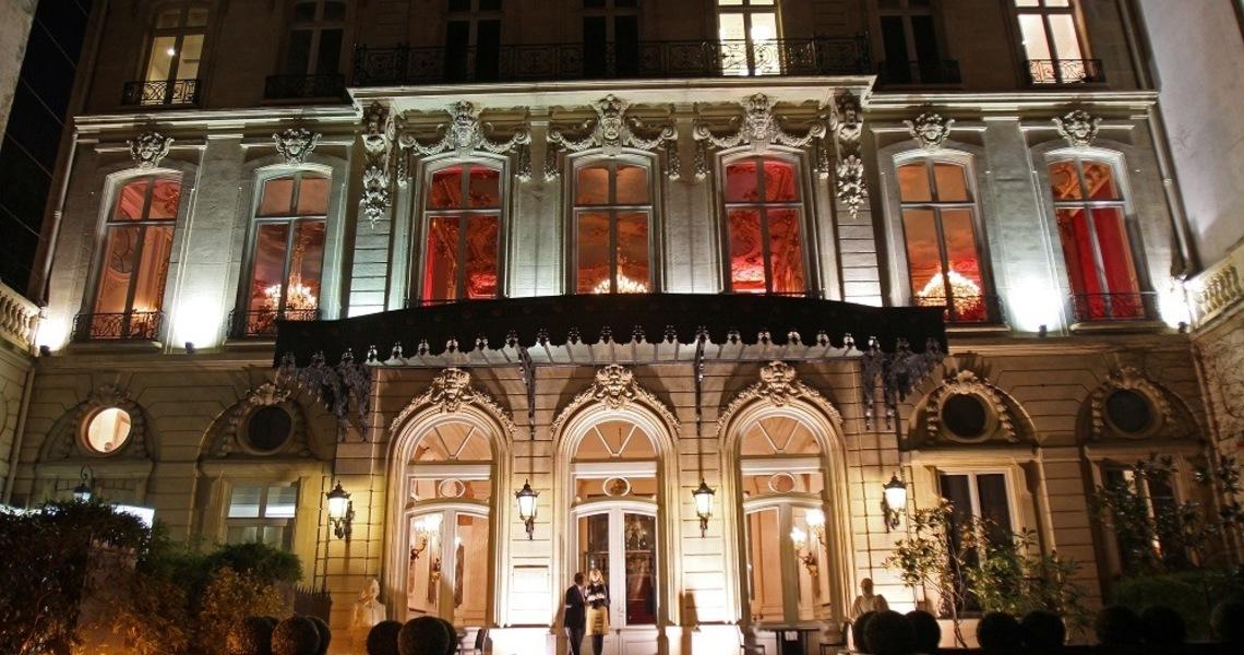 Lieu historique 600 personnes proche Grand Palais