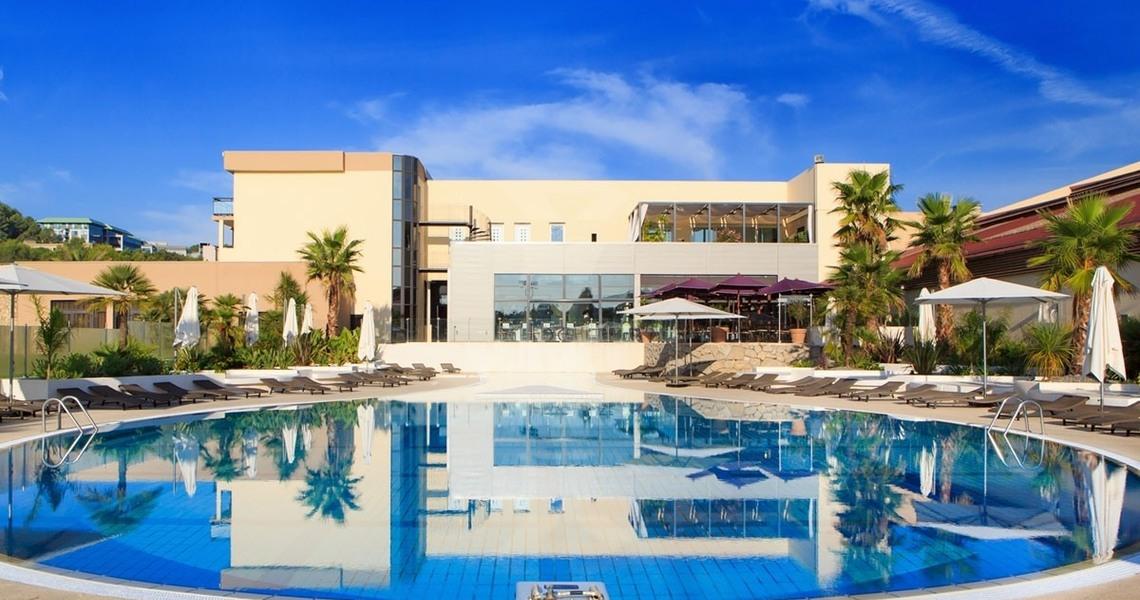 Hôtel & Resort 4* situé à Sophia Antipolis