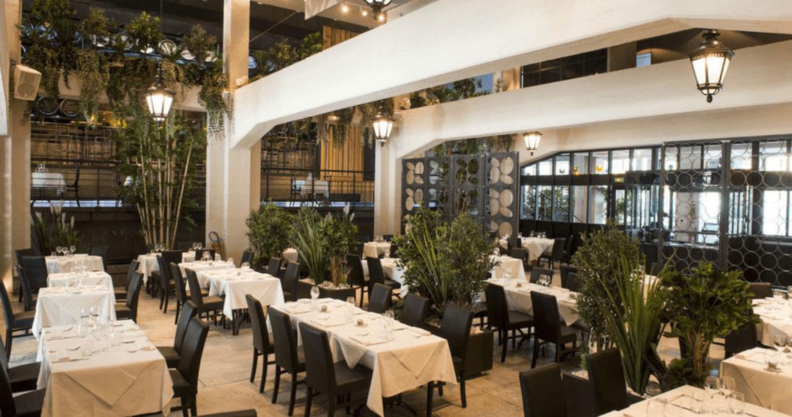 Restaurant français de 1500m2 unique à Lyon