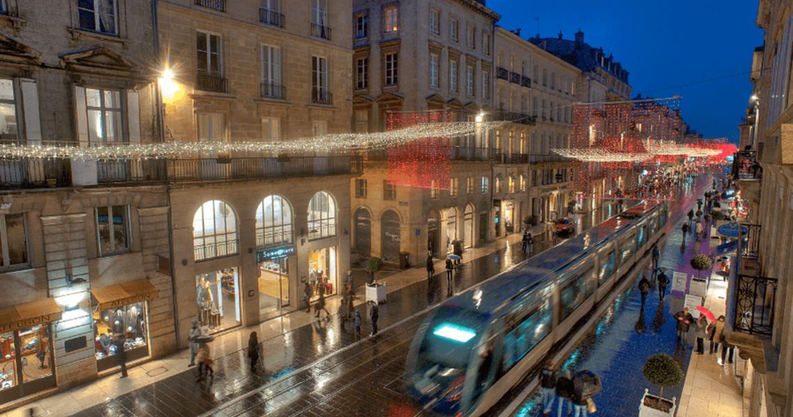 Hôtel 4* dans le centre ville de Bordeaux