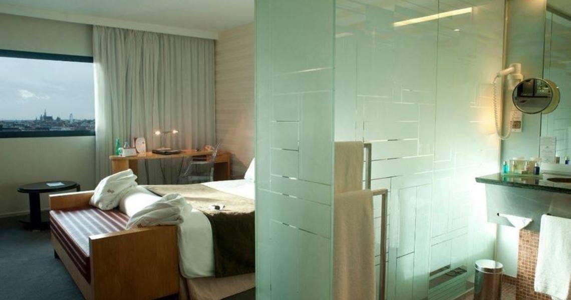 Hôtel 4* design et vue magnifique à Lille
