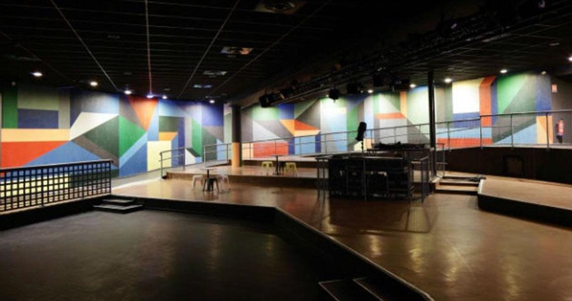 Salle de Spectacle La villette