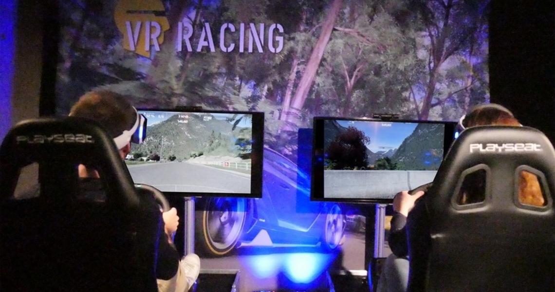Course automobile virtuel pour votre entreprise