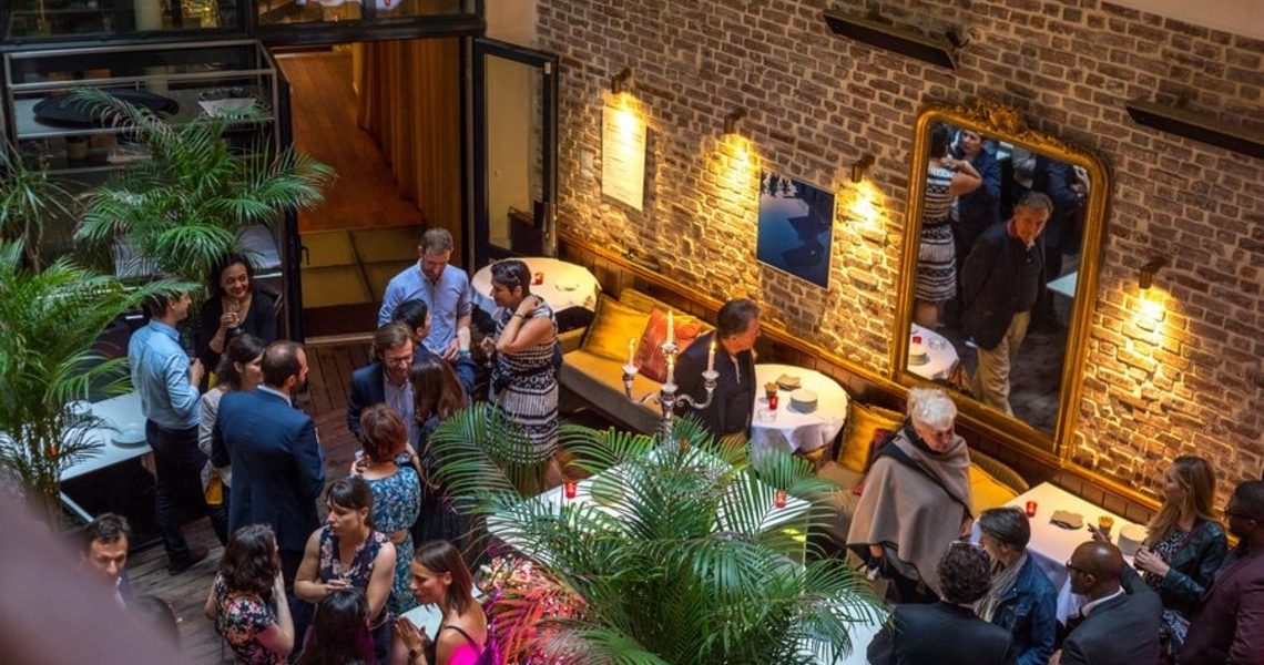 Restaurant Opéra avec Terrasse et espace dansant