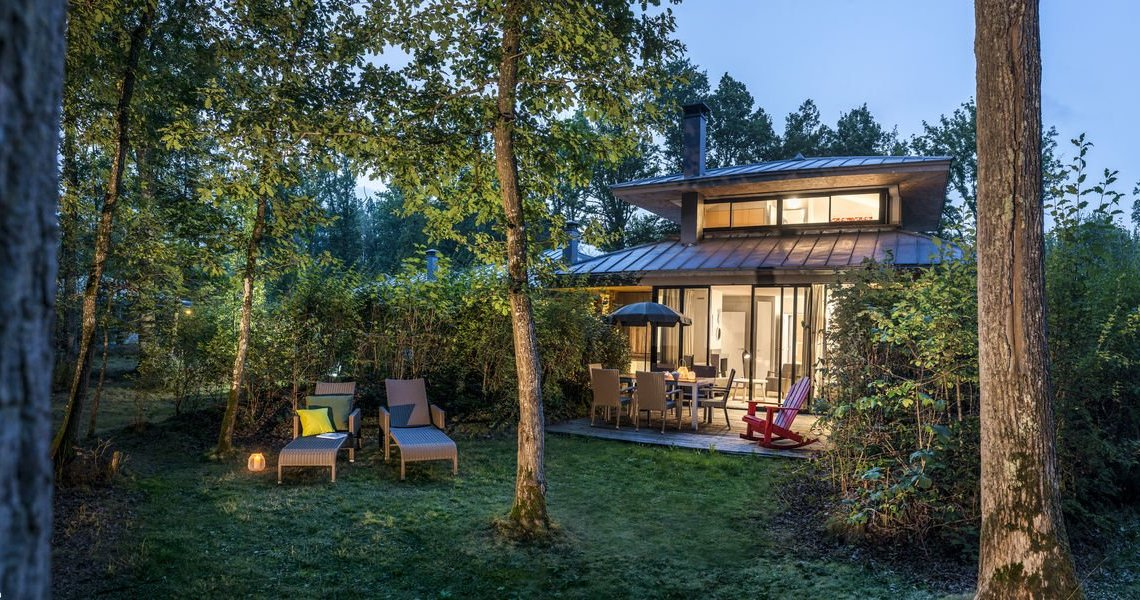 Domaine de 900 cottages en Normandie